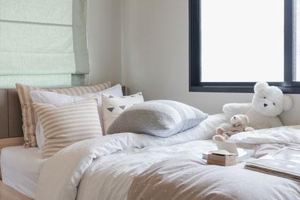 Kuschelige Bettwäsche
