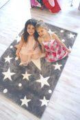 Teppich Sterne