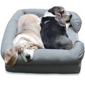 Hundebett und -Lounge Premium