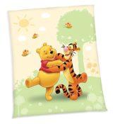 Fleecedecke Winnie Pooh