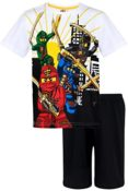 Lego Ninjago Schlafanzug Shorty