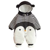 Baby Overall Pinguin
