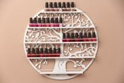 5 Etagen Aufbewahrung für Nagellack