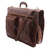 Tuscany Leather - Kleidersack aus Leder