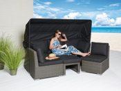 Strandkorb Lounge