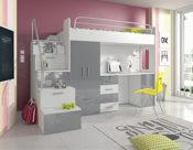 Hochbett SKY - Kinderzimmer