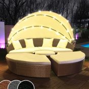 Sonneninsel mit LED