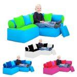 Kinder Sofa mit Kissen