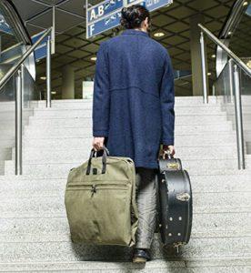 Kleidersack modern für Männer