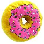 Plüsch Donut Kissen